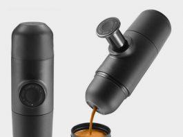 Portable Espresso Maker opiniones, precio, comprar, amazon, españa, foro, cafetera portátil funciona