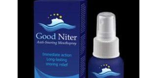 Good Niter Guía Completa 2018, spray opiniones, foro, precio, donde comprar, en farmacias, españa