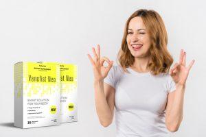 Como Vanefist Neo tableta, ingredientes - efectos secundarios?
