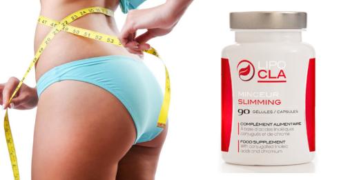 Lipo CLA Slimming Ingredientes. ¿Tiene efectos secundarios?