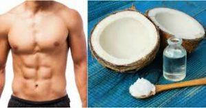 6. con aceite de coco, ¿verdad o mito