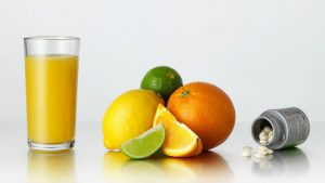3. ¿Debería combinar la vitamina C en su dieta con el producto liposomal?