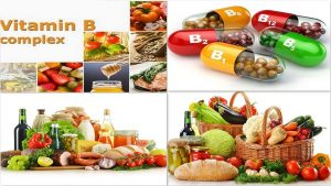 2. ¿Qué vitaminas hay en el complejo de vitamina B?