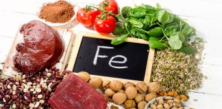 ¿Qué suplementos alimenticios son adecuados para la deficiencia de hierro?