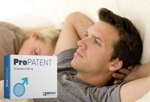 ProPatent cápsulas, ingredientes, cómo tomarlo, como funciona, efectos secundarios