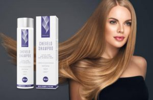Chevelo Shampoo champu, ingredientes, cómo usarlo, como funciona, efectos secundarios