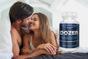 Dozer cápsulas, ingredientes, cómo tomarlo, como funciona, efectos secundarios