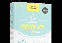 Frootie Joy tabletas - opiniones, foro, precio, ingredientes, donde comprar, mercadona - España