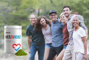 Herz&Herz polvo, ingredientes, cómo tomarlo, como funciona, efectos secundarios