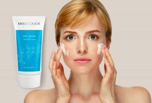 Moleculica crema, ingredientes, cómo aplicar, como funciona, efectos secundarios
