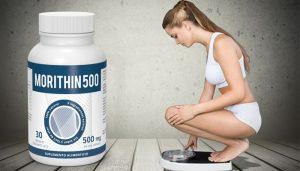 Morithin 500 cápsulas, ingredientes, cómo tomarlo, como funciona, efectos secundarios