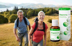 Diapromin gotas, ingredientes, cómo tomarlo, como funciona, efectos secundarios