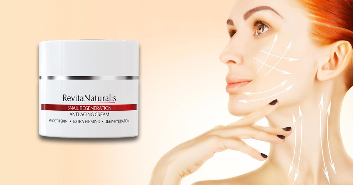 RevitaNaturalis crema, ingredientes, cómo aplicar, como funciona, efectos secundarios