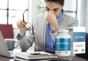 Azuvistin píldoras, ingredientes, cómo tomarlo, como funciona, efectos secundarios