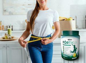 Fortikux polvo, ingredientes, cómo tomarlo, como funciona, efectos secundarios