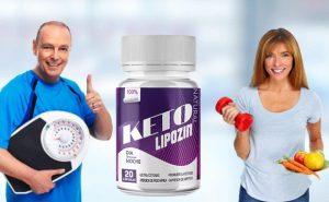 Ketolipozin cápsulas, ingredientes, cómo tomarlo, como funciona, efectos secundarios
