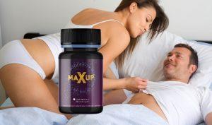 MaxUP cápsulas, ingredientes, cómo tomarlo, como funciona, efectos secundarios