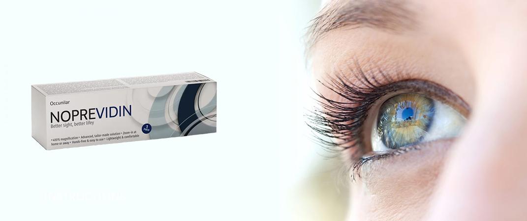 Noprevidin lentes no quirúrgicas, cómo usarlo, como funciona
