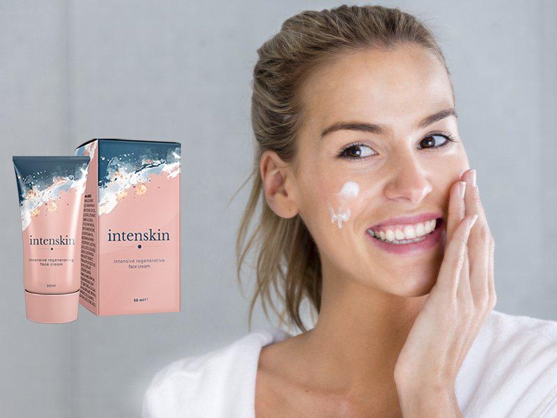 Intenskin crema, ingredientes, cómo aplicar, como funciona, efectos secundarios