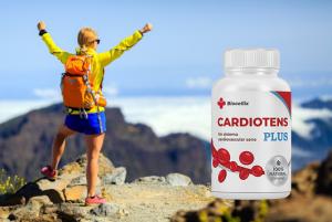 Cardiotens cápsulas, ingredientes, cómo tomarlo, como funciona, efectos secundarios